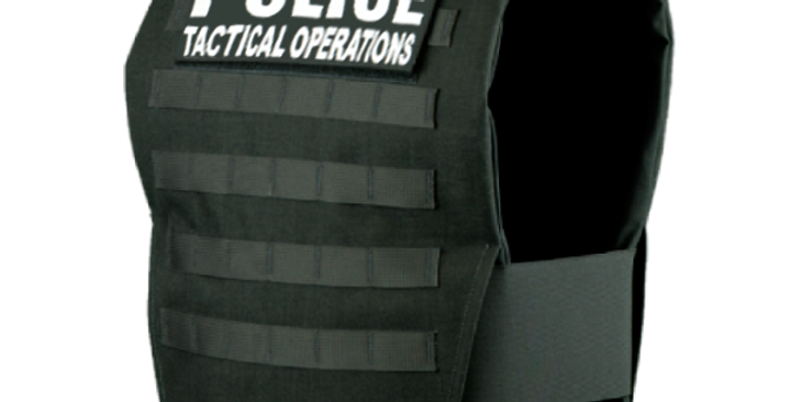 First Responder Plate Carrier