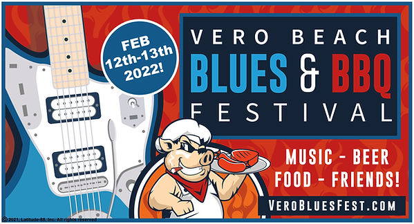 Vero Beach Blues & BBQ Fest