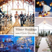 Winter Weddings at Garden Grove