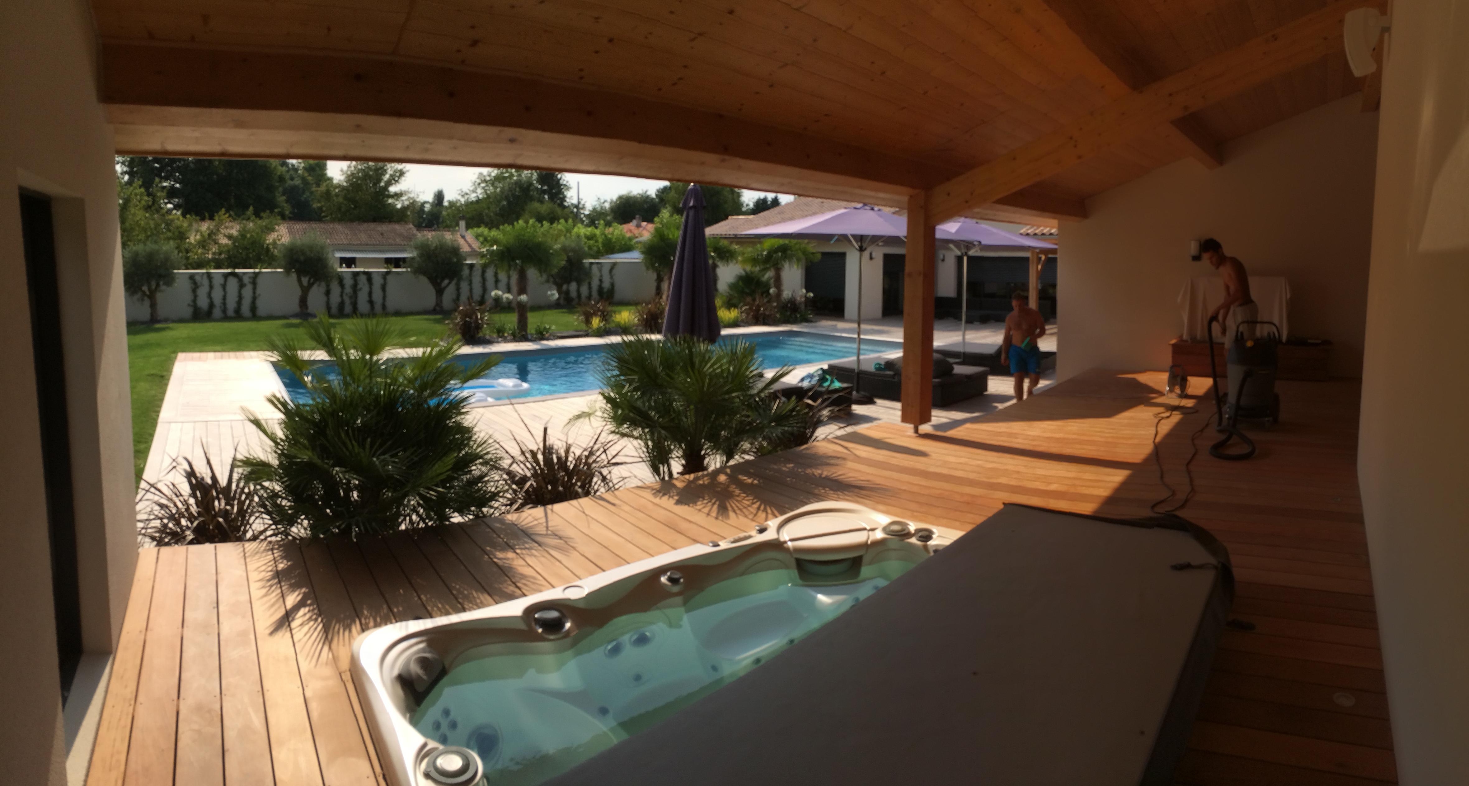 terrasse en ipé