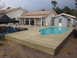 terrasse sapin sur ossature hors sol pour piscine hors sol bordeaux terrasse bois 33 (24)