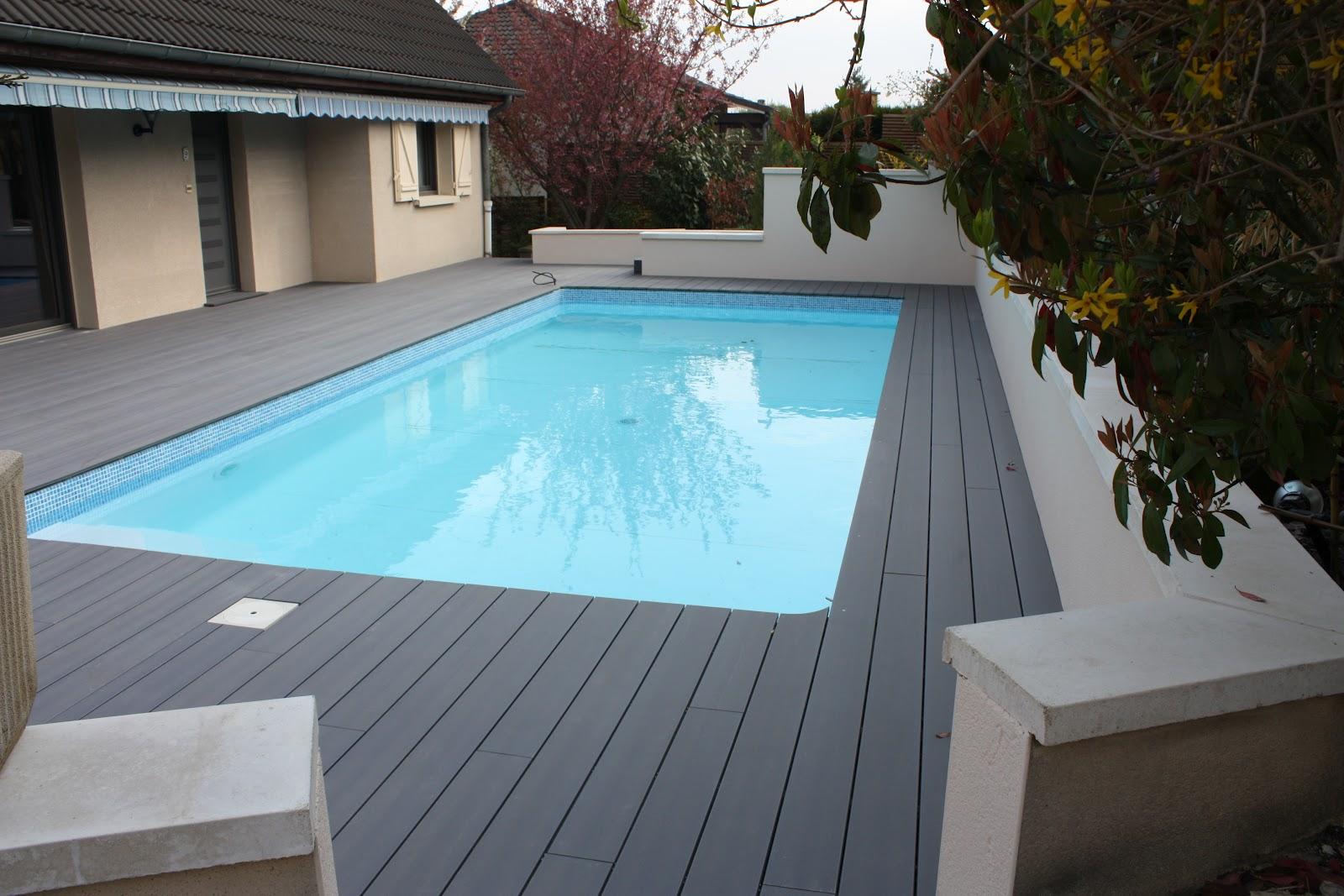 terrasse piscine composite silvadec bordeaux terrasse bois composite large 150 mm