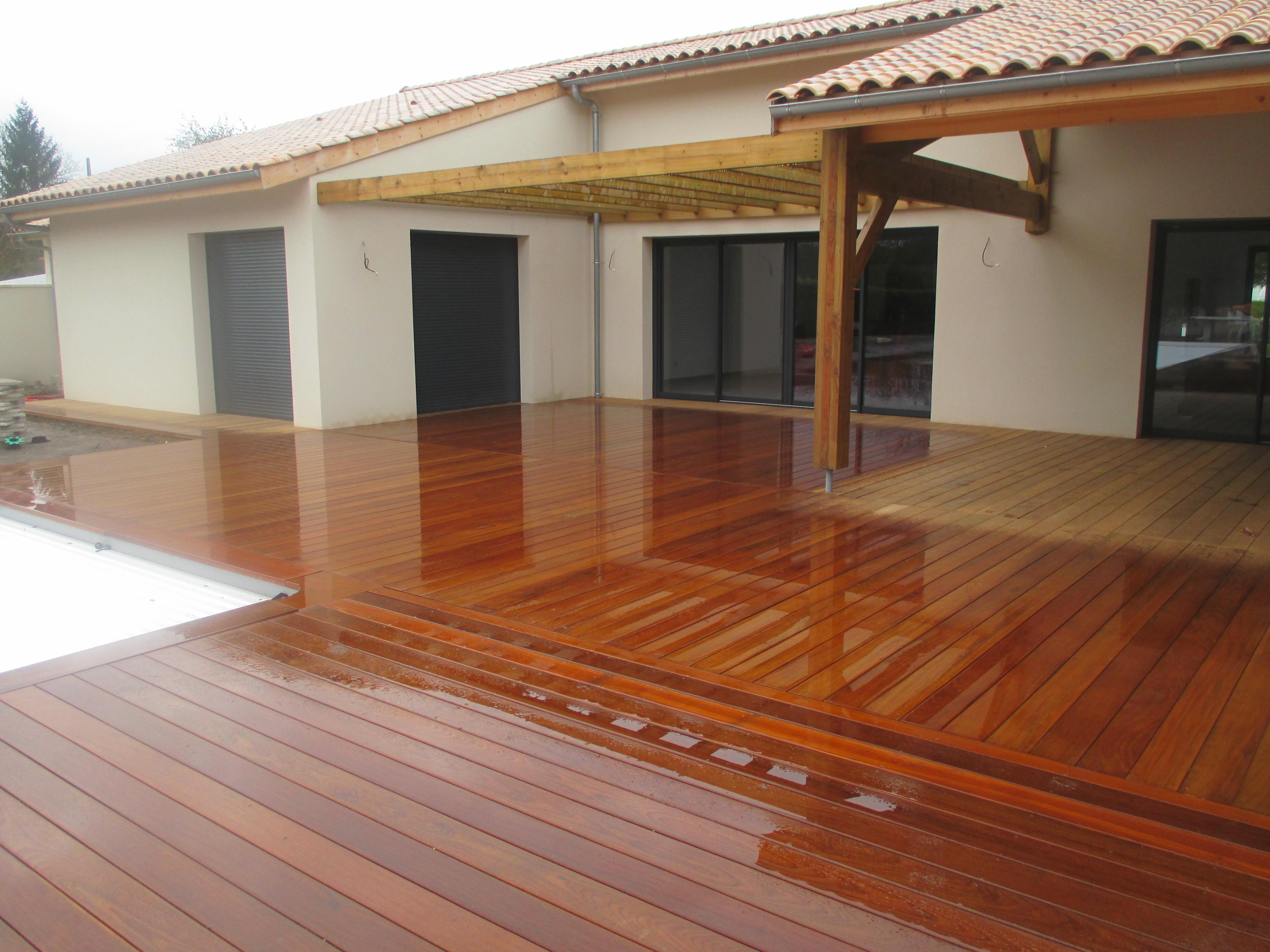 terrasse ipe sur ossature exotique bordeaux terrasse bois et tour de piscine (14)