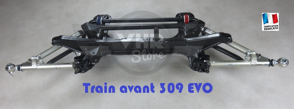 Trains avant EVO pour 309 et 205