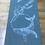 """Thumbnail: Marissa Quinn x Divine Sun """"Whale Dreaming"""" eco yoga mat- Turquoise Ocean"""