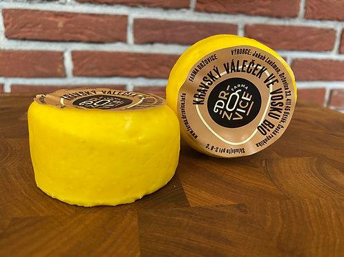 Farmářský kravský sýr