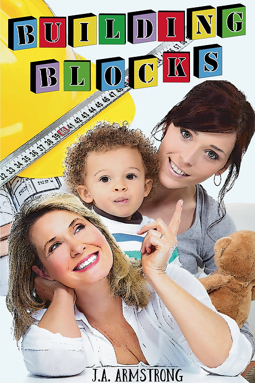 Building Blocks Signed Paperback
