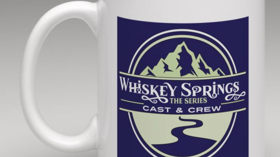 Whiskey Springs Series Coffee Mug