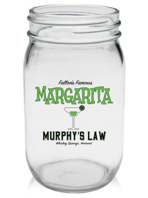 Fallon's Famous Margarita Man Jar