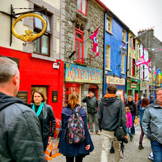 SHOPPING IN GALWAY