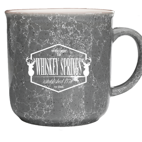 Whiskey Springs Campfire Mug