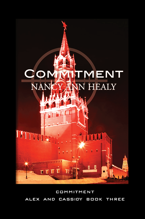 Commitment: Alex and Cassidy Book Three