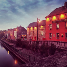 River Nore at Dusk