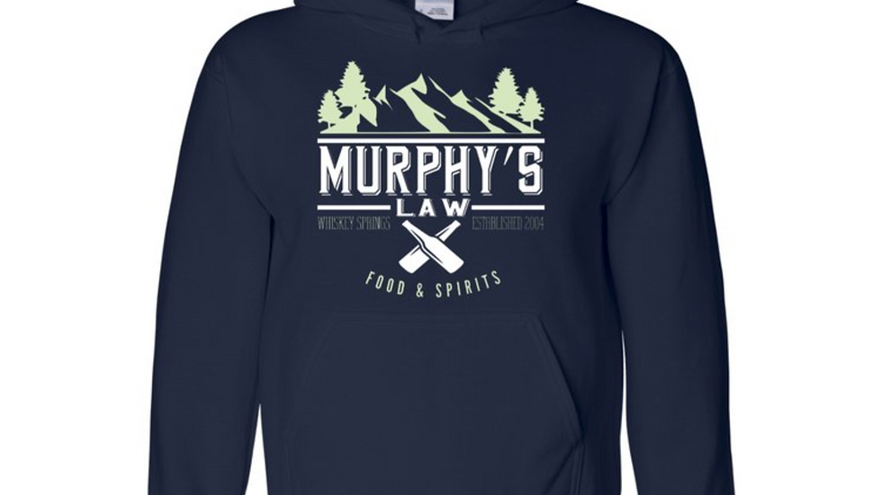 Murphy's Law Hoodie