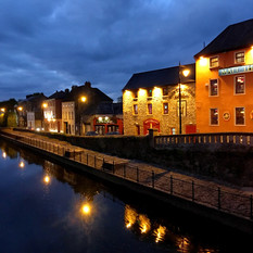 RIVER NORE AT NIGHT