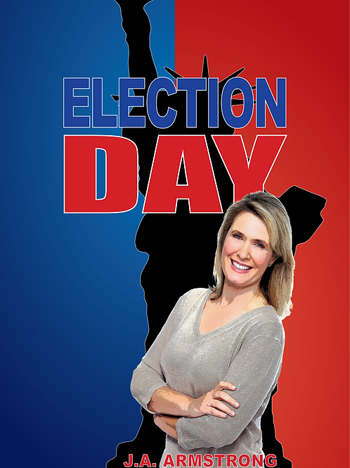 Election day Signed Paperback
