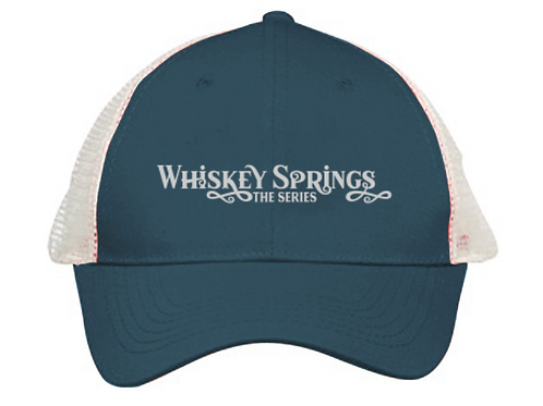 Whiskey Springs Trucker Cap