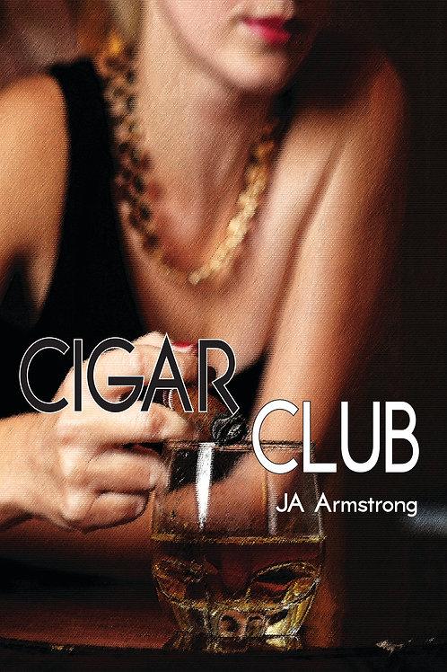CIGAR CLUB Signed Copy