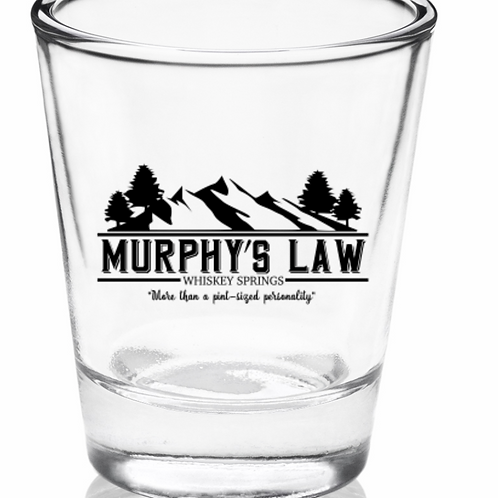 Whiskey Springs Shot Glass