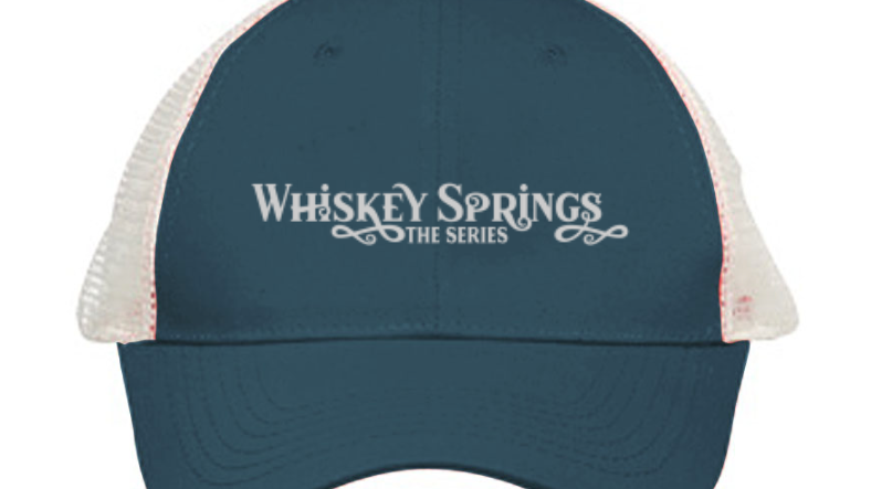 Embroidered Whiskey Springs Series Hat