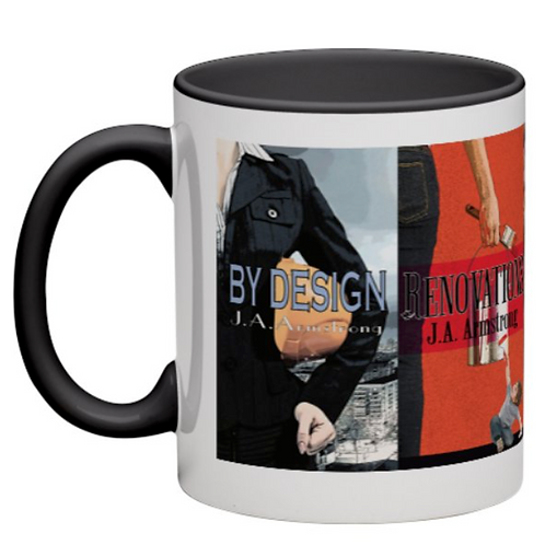 By Design Cover Mug