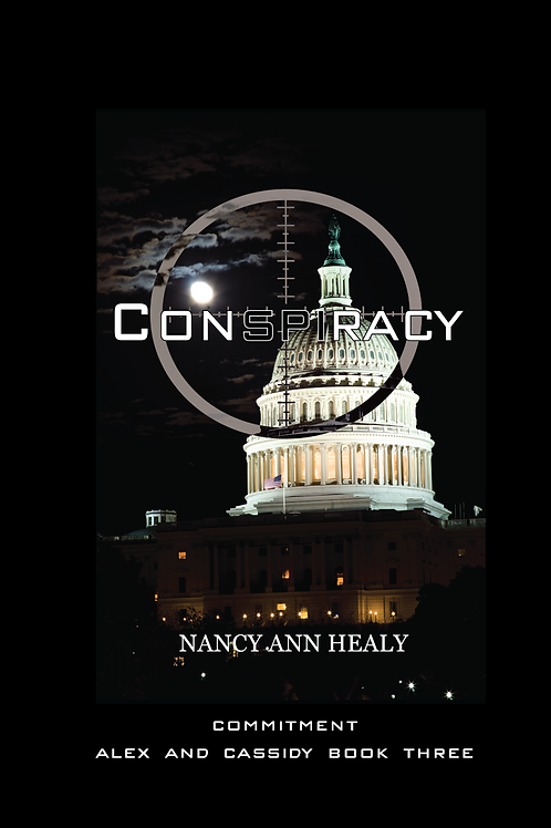Conspiracy: Alex and Cassidy Book Four