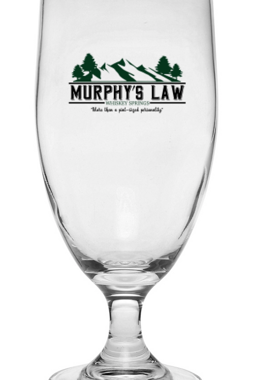 Murphy's Law Pilsner 20 ounce