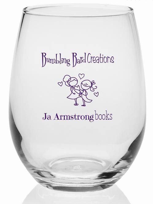 LOGO Wine Glass