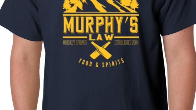 Murphy's Law Basic T-Shirt