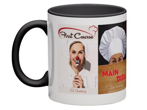 First Course Cover Mug