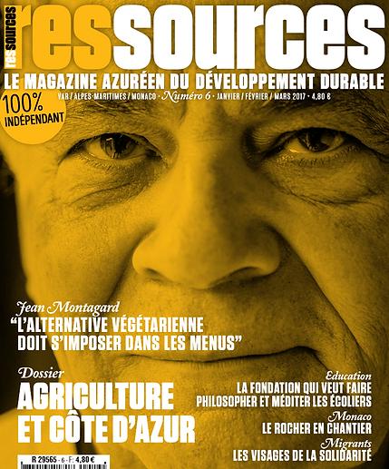 Ressources le magazine azuréen du développement durable