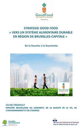 Stratégie Good Food vers un système alimentaire durable en région de Bruxelles-capitale
