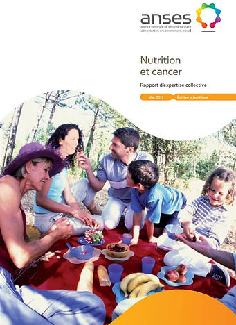 Nutrition et cancer_ANSES