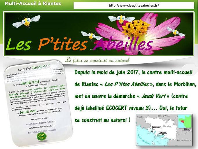Multi-Accueil Les Ptites Abeilles Riantec