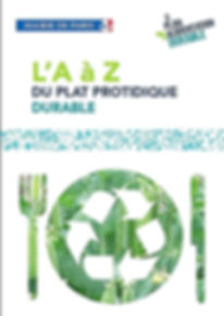 L'A à Z du plat protidique durable Paris