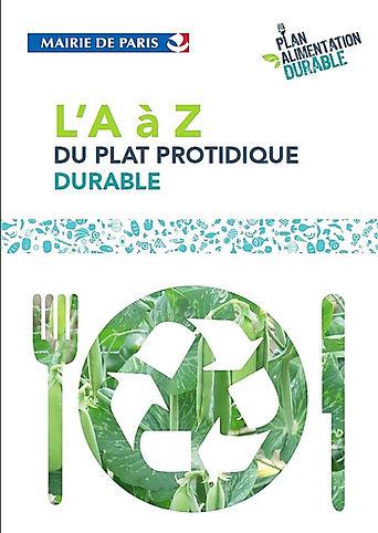 L'A à Z du plat protidique durable Paris