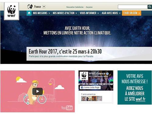 Website WWF France
