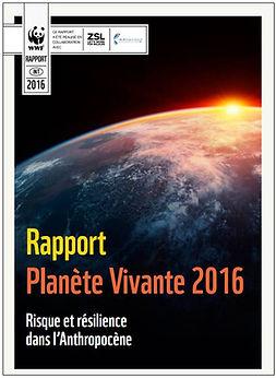 Rapport Planète vivante 2016 WWF
