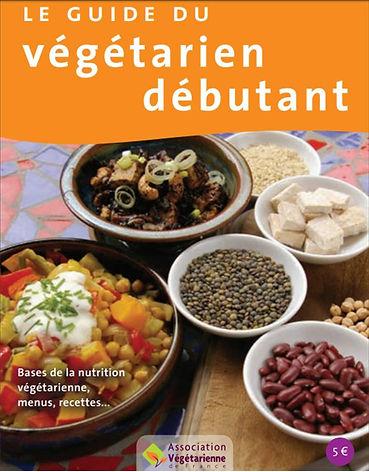 Le guide du végétarien débutant AVF