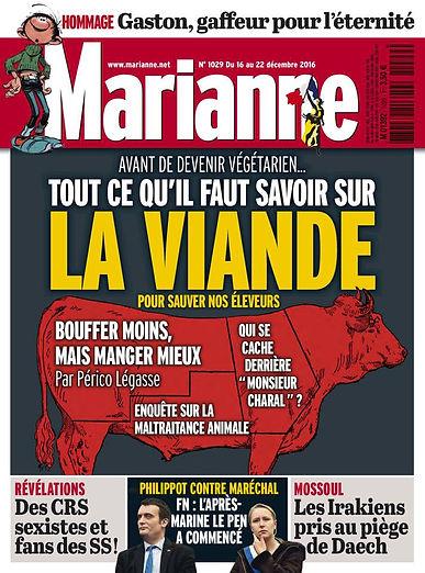 Marianne Tout ce qu'il faut savoir sur la viande