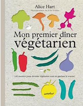 Mon premier dîner végétarien