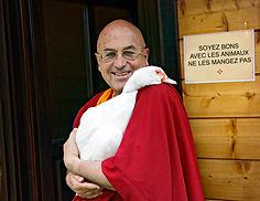 Matthieu Ricard soutient Jeudi Vert