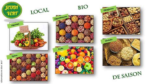 Produits végétaux équilibre alimentaire