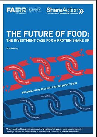 FAIRR The Future of Food