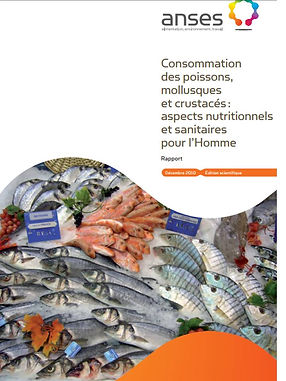 Consommation poissons_Rapport ANSES_2010