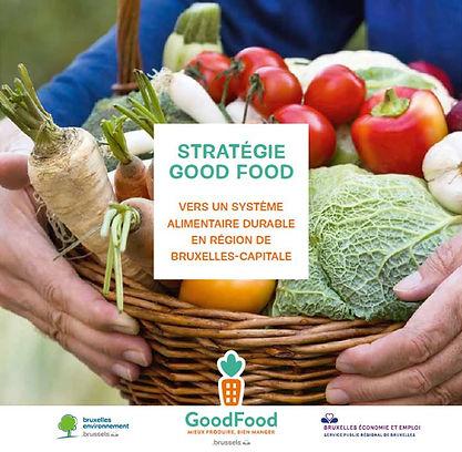 Stratégie Good Food Bruxelles