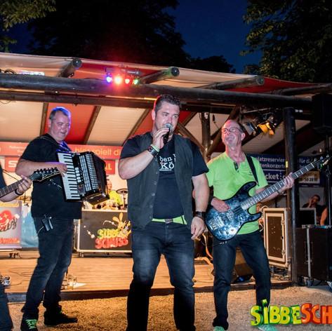 Sibbeschuss Konzert Parkrestaurant Rhein