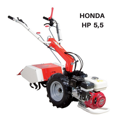 VALGARDEN Motocoltivatore 4T HONDA 50cm
