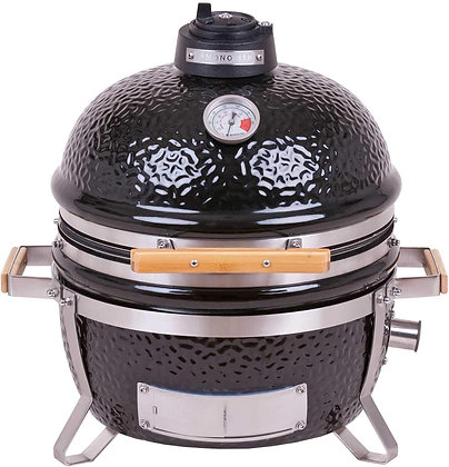 Monolith Icon Barbecue Grill portatile in ceramica