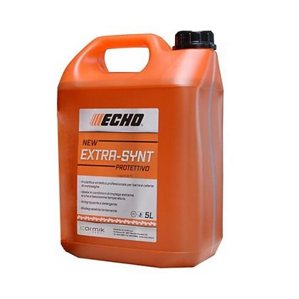 ECHO olio catena 5lt exstra sintetico